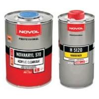 Бесцветный акриловый лак NOVAKRYL 570 2+1